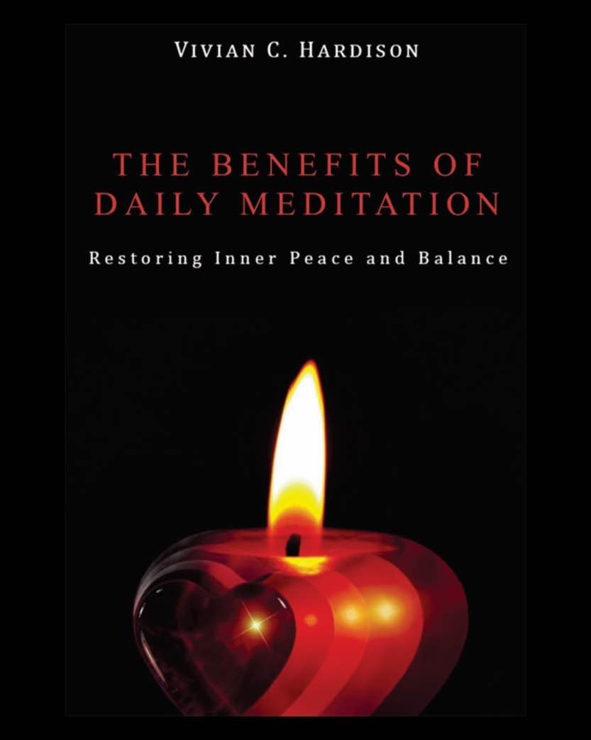 The Benefits of Daily Meditation Book Cover